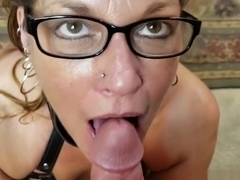 Mature Daizy Layne Getting Cum Load