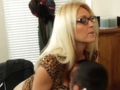 Charlee Chase & Daniel Hunter in My First Sex Teacher