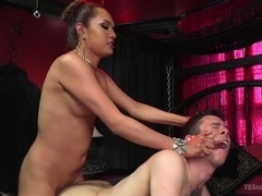 Jessica Fox & Corbin Dallas in Out Foxed, Flogged, And Fucked - TSSeduction