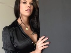 Peta Jensen didnt care who is going to fuck her as long as she gets to cum