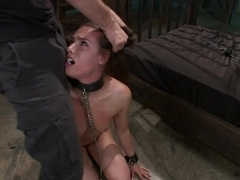 Crazy fetish xxx clip with horny pornstar Casey Calvert from Dungeonsex