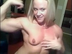 Amanda Bodybuilder Webcam