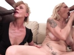 Eager Gilf Duo Does BBC