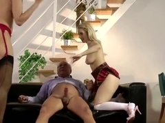 Excellent sex scene Group Sex craziest , watch it