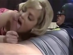 Batman xxx Super blowjob - telexporn.com