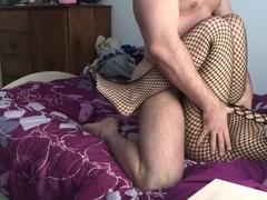 busty mature fuck boy