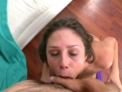 Anastasia back for cock
