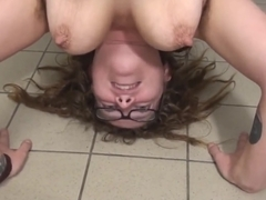 Yoga Babe - Flexible, with a Bush - Preview