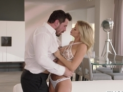 TUSHY Jessa Rhodes Intense and Hot Anal With Driver