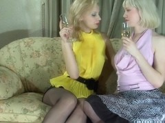 LickSonic Scene: Natali and Irene