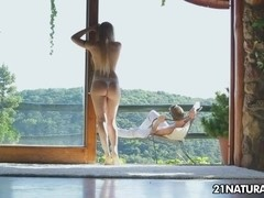 21Sextury XXX Video: Pleasure High Above