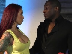 Monique Alexander - The Red Viper - Scene 2