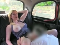 Beautiful Euro Chic Paid Then Fucked By The Horny Cab Driver