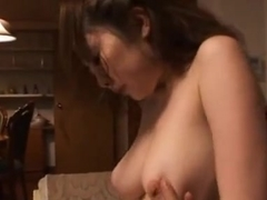 Horny Mature Wife Rio Hamasaki Takes On Two Hard Cocks