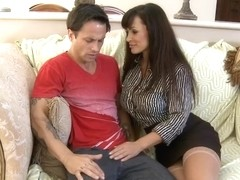 Lisa Ann & Alan Stafford in My First Sex Teacher