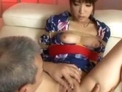 Hottest Japanese chick Yui Fujishima in Horny Shaved, Small Tits JAV scene