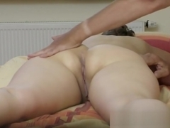 Big Butt Massage And Pussy Massage 2