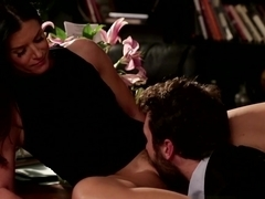Incredible pornstars James Deen, India Summer in Hottest Cumshots, Big Tits sex scene