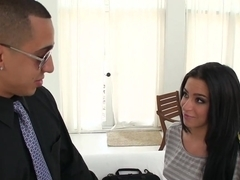 Best pornstar Adriana Lynn in Horny Cumshots, College sex scene