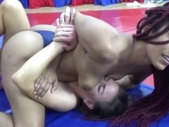Wrestle Ladies
