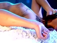 Hottest pornstar Ann Marie Rios in exotic cumshots, latina sex movie