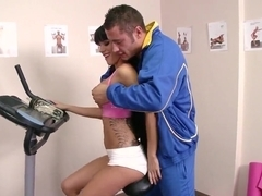 Danny Mountain and Gia DiMarco adore fingering