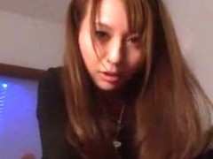 Best Japanese model Jessica Kizaki in Amazing Stockings, Cunnilingus JAV video