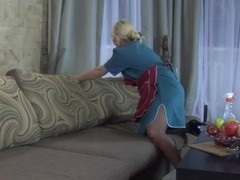 MaturesAndPantyhose Movie: Ottilia A and Vitas