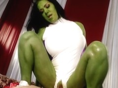 PinkoHD XXX video: Hulk sex