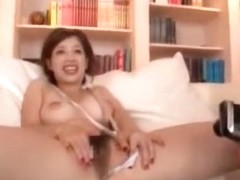 Exotic Japanese chick Saki Okuda in Best Big Tits, Gangbang JAV scene