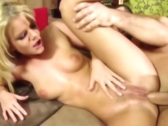 www.PornZoro.com - blonde with great ass does anal
