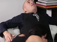 Busty Jaclyn Taylor Getting Pounded By Her Big Dicked Butler