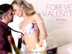 Pristine Edge & Logan Pierce in Forever Valentine Video