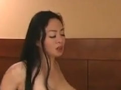 Busty Chinese Milf