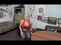 DZ CASTING FITNESS BLONDE