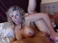 Mommy is horny as fuck again - HUGE DDD TITS