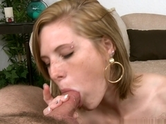 Fabulous pornstar Ella Woods in Best Facial adult clip