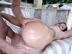 Fabulous pornstar Keisha Grey in Horny Brunette, Big Ass sex movie