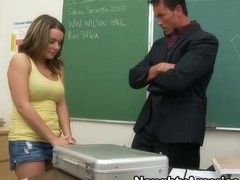 Natasha Nice & Dale Dabone in Naughty Book Worms