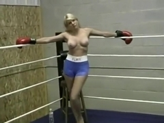 RG-029 topless boxing