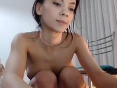 Big Boobs Brunette Teen Connie Masturbates In Bathtub