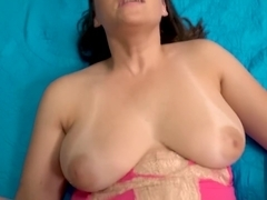 Melanie Hicks in First Time with Mom - Dad is on a Business Trip