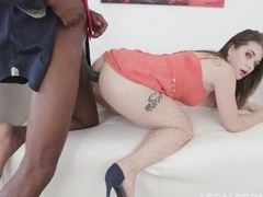 Anastasia Rose wants to be a pornstar and fuck black guys as much as she can handle