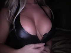 Melissa Debling - Leather Lingerie 2