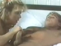 Horny clip classic clip with John Leslie and Ginger Lynn