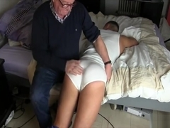 A long overdue spanking