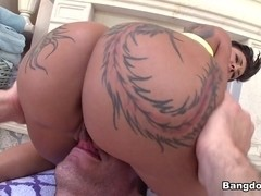 Bella Bellz in Bella Bellz Crushing the competition! Video