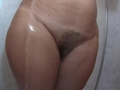 Spy wife shower 38