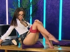 Ella Jolie Lascivious school teacher