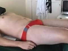 18year old getting masturbation treatment